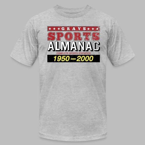 Grays Sports Almanac - Men's Fine Jersey T-Shirt