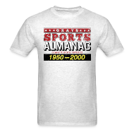 T-Shirts ~ Men's T-Shirt ~ Grays Sports Almanac
