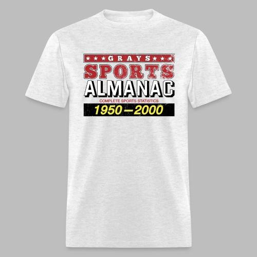 Grays Sports Almanac - Men's T-Shirt