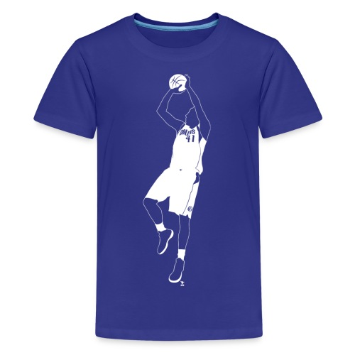 The Unstoppable Fade | Kid's - Kids' Premium T-Shirt