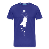 T-Shirts ~ Men's Premium T-Shirt ~ The Unstoppable Fade