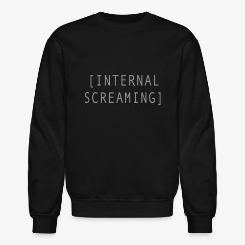 Internal Screaming - Crewneck Sweatshirt