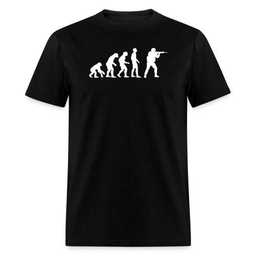 Evolution of Counter Strike - Men's T-Shirt