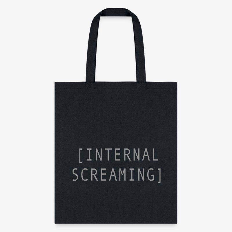 Internal Screaming - Tote Bag
