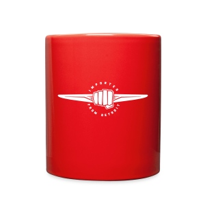 Imported from Detroit Mug - Full Color Mug