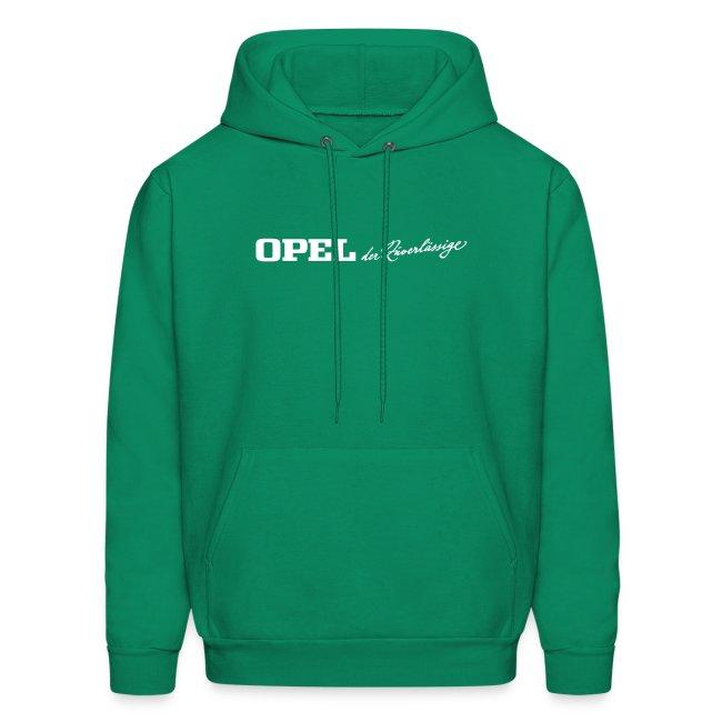 Opel der Zuverlässige Hoodie