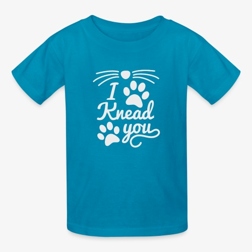 I Knead You - Kids' T-Shirt