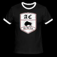 T-Shirts ~ Men's Ringer T-Shirt ~ The Aud Club