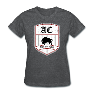 T-Shirts ~ Women's T-Shirt ~ The Aud Club