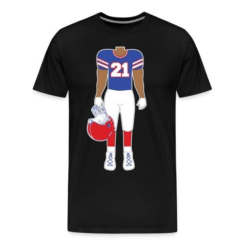 21 (Bigger sizes) - Men's Premium T-Shirt