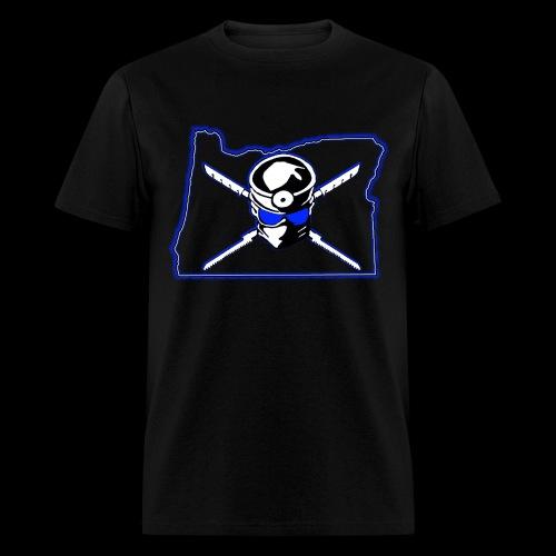 smaller repo pirate - Men's T-Shirt
