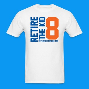 Retire 8 - Men's T-Shirt