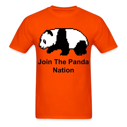 ThePandaNation team Shirt - Men's T-Shirt