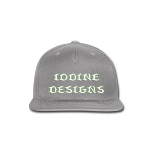 Iodine Designs Cap - Snap-back Baseball Cap
