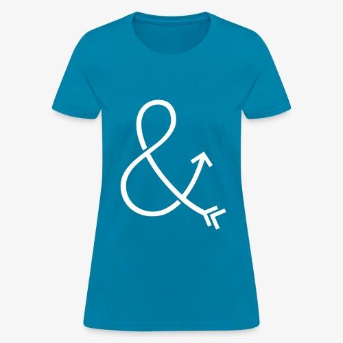 Ampersand & Arrow - Women's T-Shirt