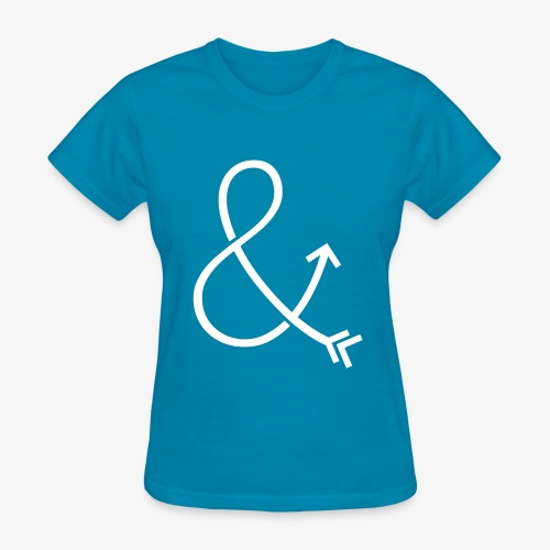 Ampersand & Arrow - Women's T-Shirt