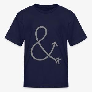 Ampersand & Arrow - Kids' T-Shirt