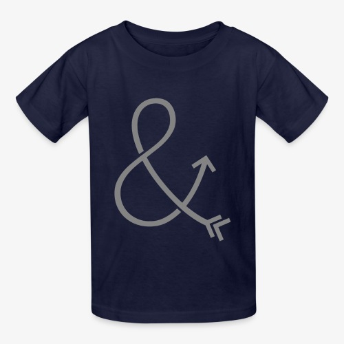 Ampersand & Arrow - Kids' T-Shirt