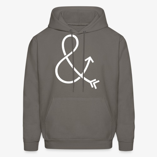 Ampersand & Arrow - Men's Hoodie