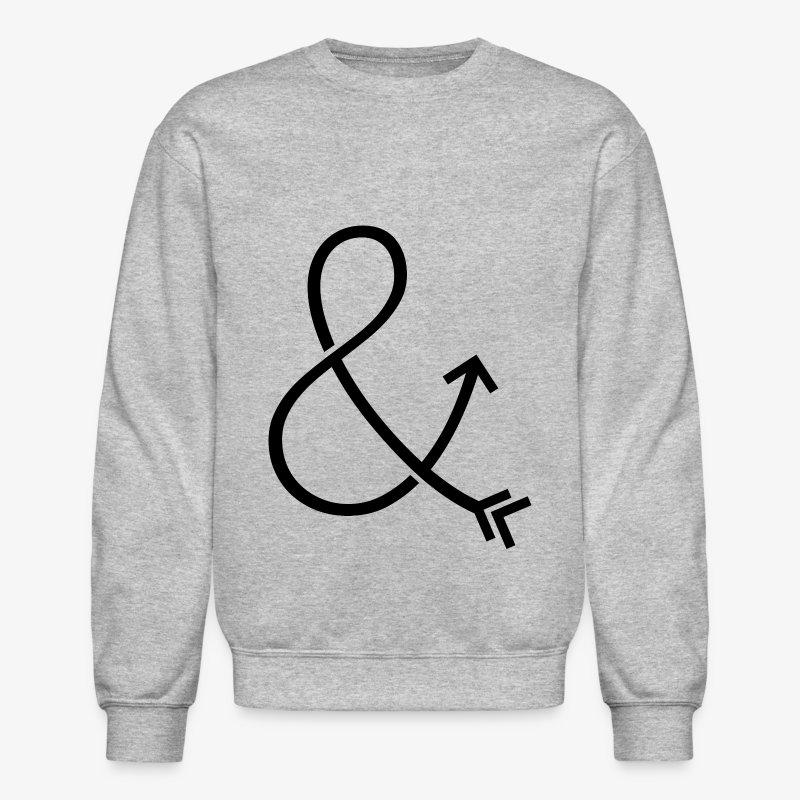 Ampersand & Arrow - Crewneck Sweatshirt