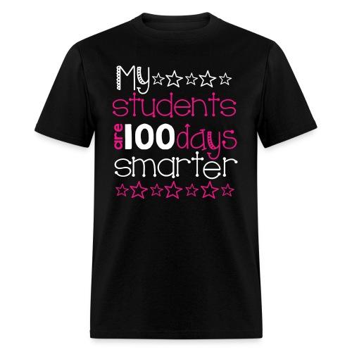 100 Days Smarter - Men's T-Shirt