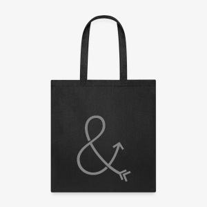 Ampersand & Arrow - Tote Bag