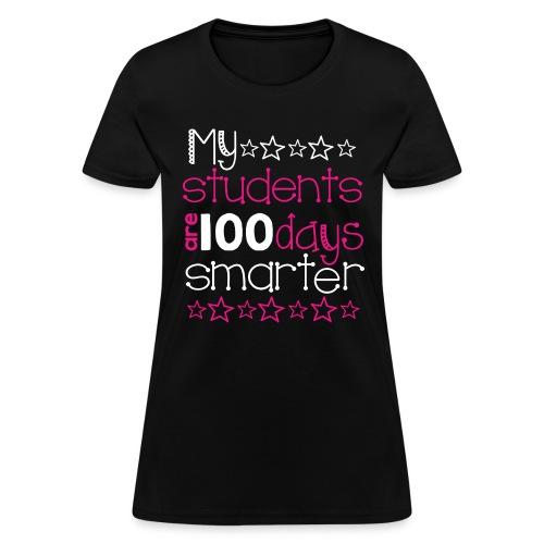 100 Days Smarter - Women's T-Shirt