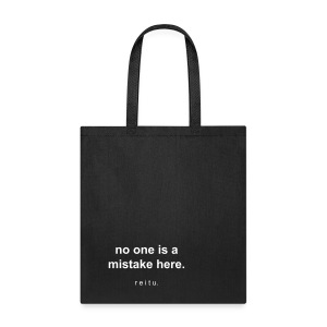 anybody.p6 by r e i t u. - Tote Bag