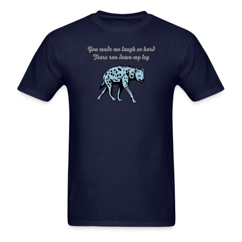 Laugh So Hard T-shirt - Navy - Men's T-Shirt