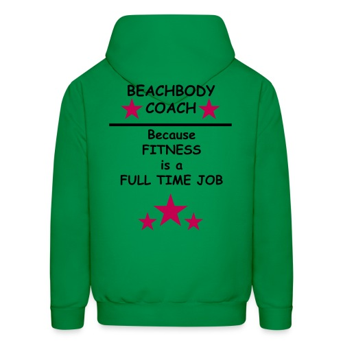 Beachbody Coach Fitness - Men's Hoodie