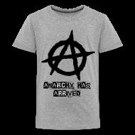 Kids' Shirts ~ Kids' Premium T-Shirt ~ Toddler Punk 'Anarchy Has Arrived' Shirt