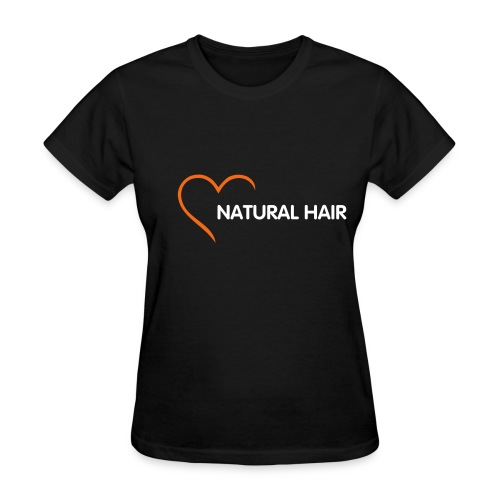 Luv Natural Hair - Women's T-Shirt