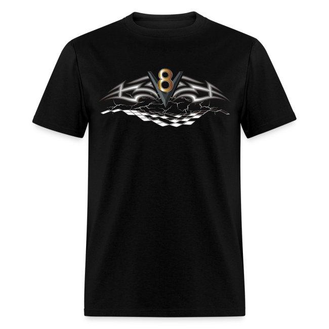 V8 Logo T-Shirts
