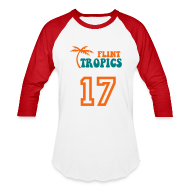 T-Shirts ~ Baseball T-Shirt ~ CUSTOM NUMBER FRONT BACK T-Shirt -