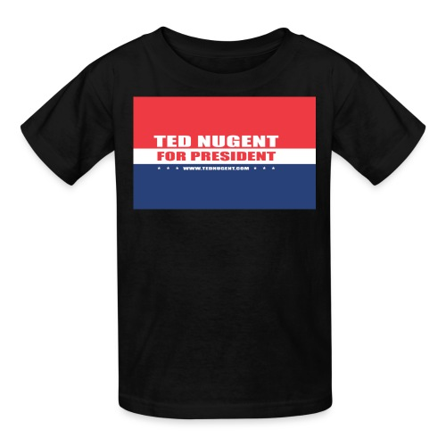 kids' ted prez 2 - Kids' T-Shirt