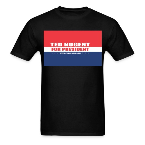 men's ted prez 2 - Men's T-Shirt