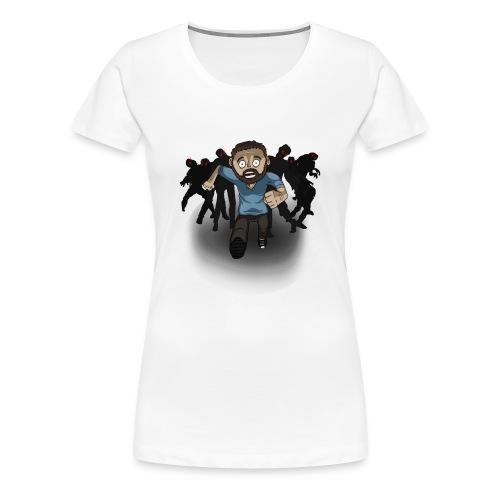 MathasGames Womens Tee - Women's Premium T-Shirt