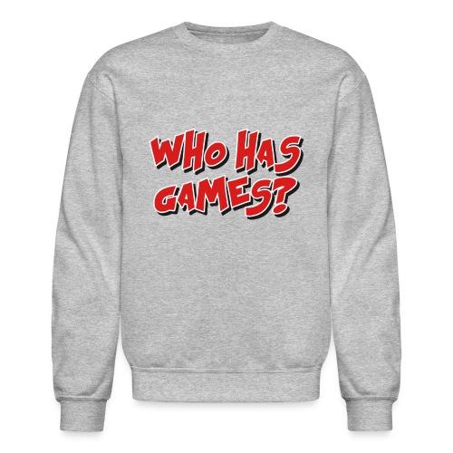 Front.png - Crewneck Sweatshirt