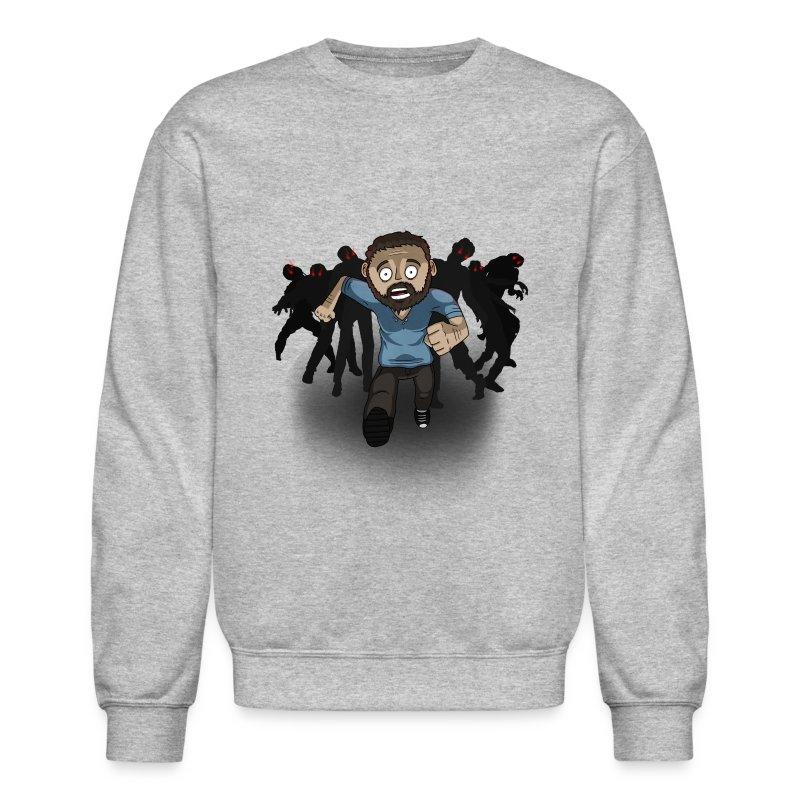 mathastshirt.png - Crewneck Sweatshirt