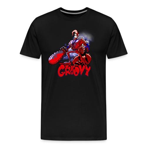 EWJ Groovy Shirt - Men's Premium T-Shirt