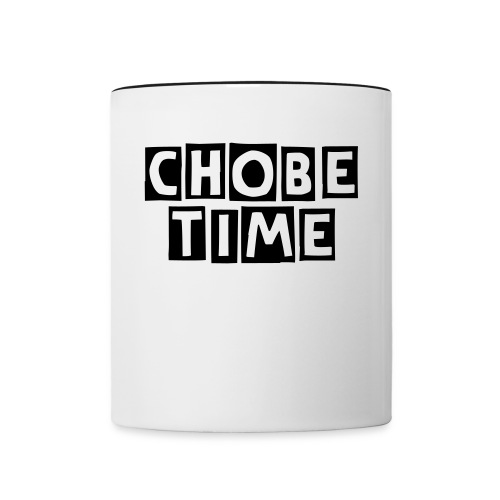 Chobe Time Mug! - Contrast Coffee Mug