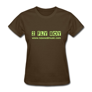 2 Fly Boy - Women's T-Shirt