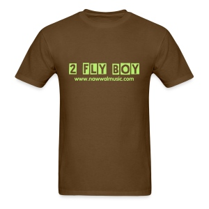 2 Fly Boy - Men's T-Shirt