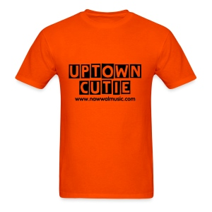 Uptown Cutie - Men's T-Shirt