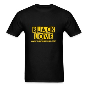 Black Love - Men's T-Shirt