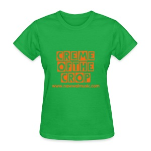 Creme Of The Crop - Women's T-Shirt