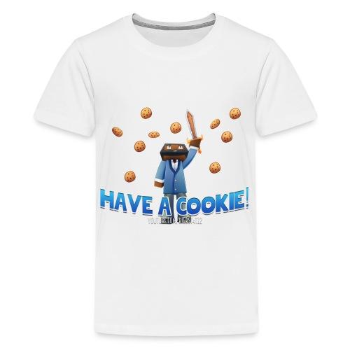 BigB's - Have a Cookie - Kid's T-Shirt  - Kids' Premium T-Shirt