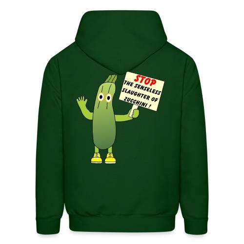 Save Zucchini - Men's Hoodie