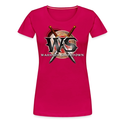 Warrior Showdown (Women) - Women's Premium T-Shirt