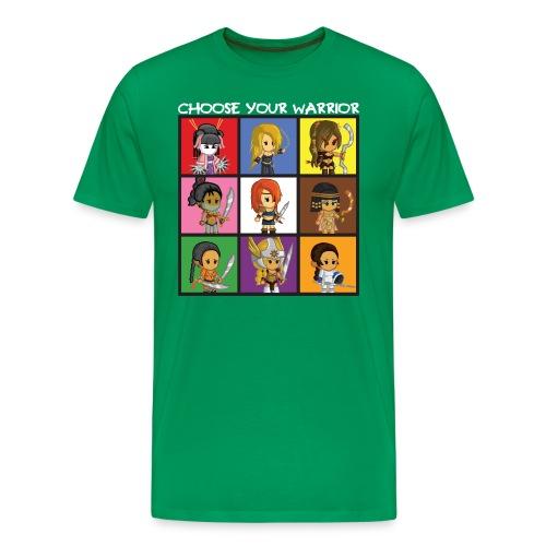 Bite-Size Brawlettes (Men) - Men's Premium T-Shirt